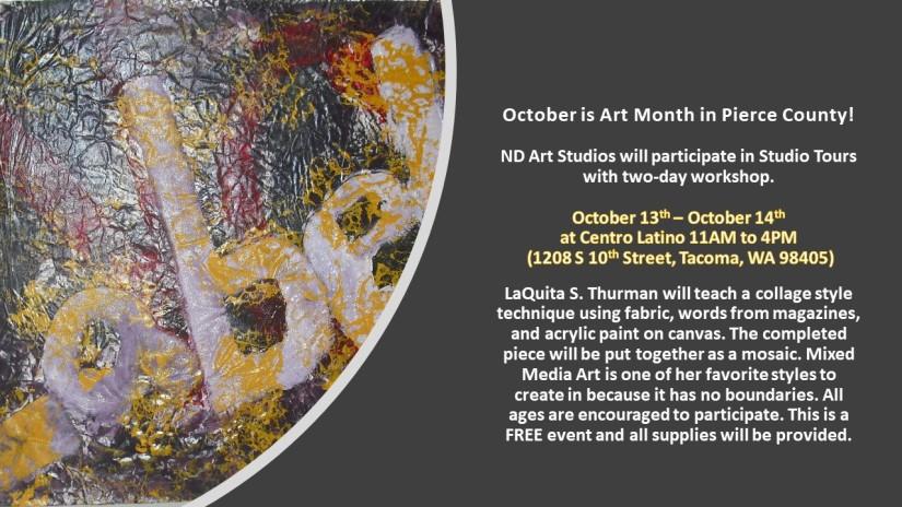 October Art Month_Studio Tours Flyer